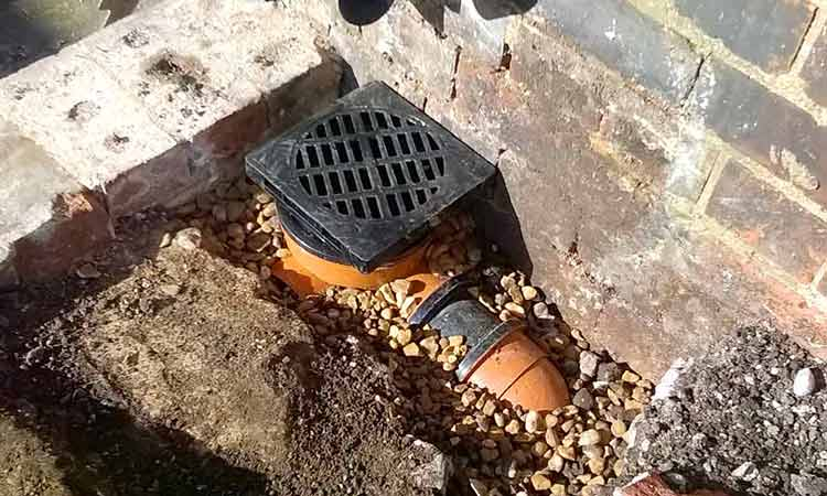 A Drain Repaired in Leeds