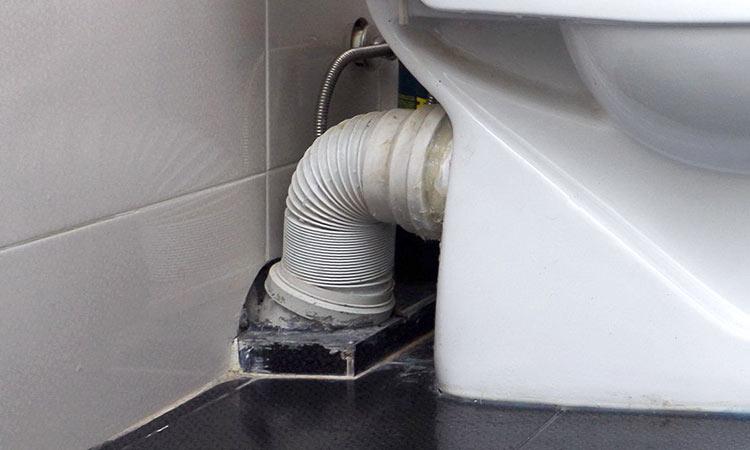 Toilet U-Bend